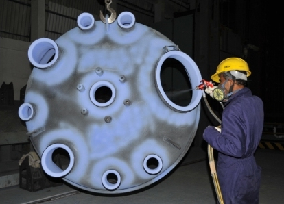 Standard Group glass lined reactor manufacturing