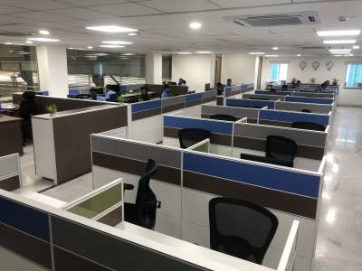 Standard group barrier isolator design offices india
