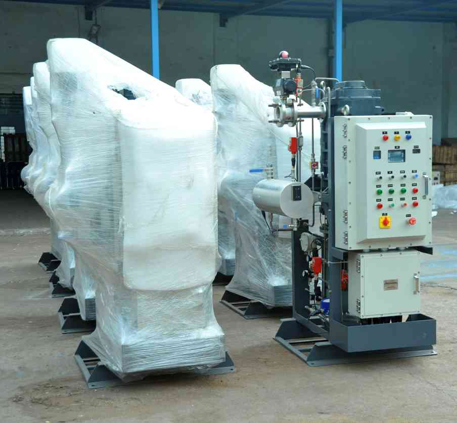 Stanpumps dry vacuum vertical pumps