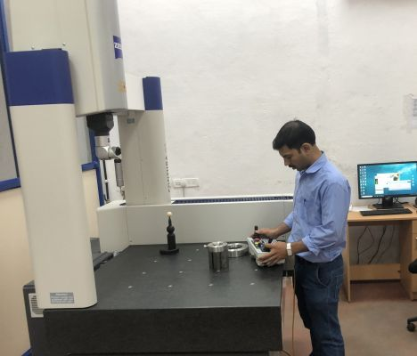 stanseals cnc cmm inspection