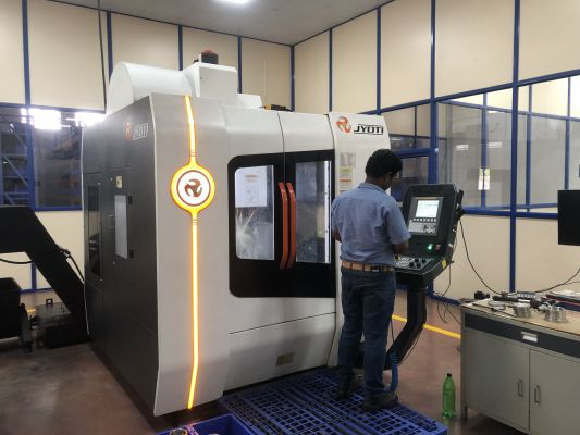stanseals cnc manufacturing 5 axis