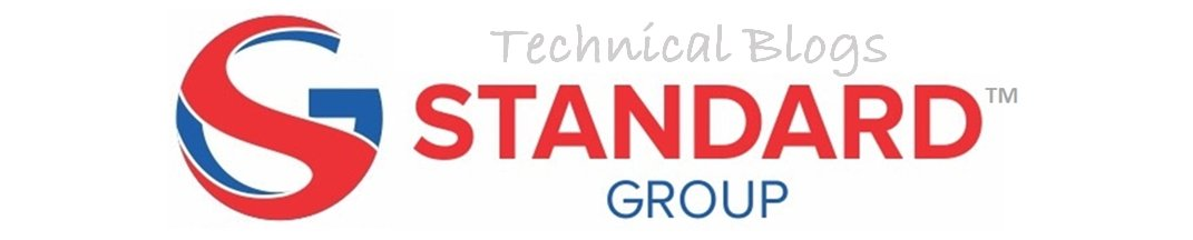Standard Group Technical Blogs